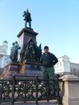 Sightseeing in Helsinki