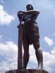Manila's Lapu-Lapu statue